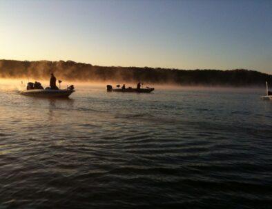 Boating Fishing