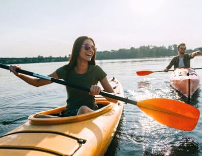 Boating Kayak