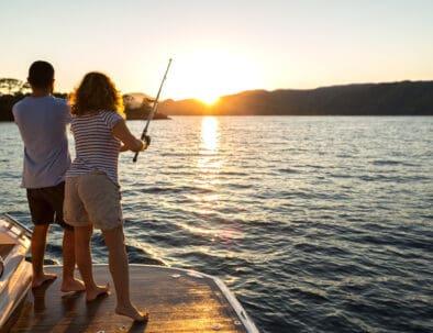 Lake Barkley Kentucky Lake Fishing Boating