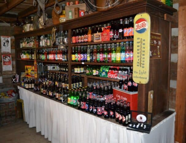 The Hitching Post and Old Country Store Soda