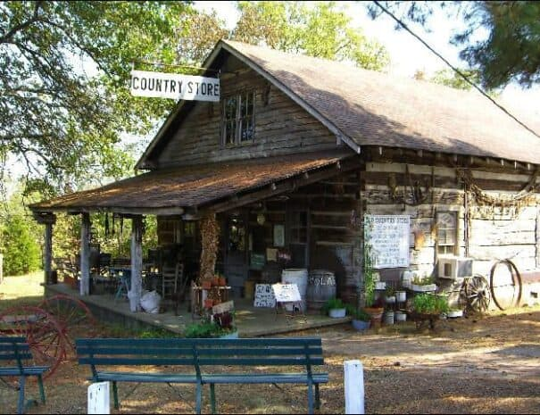 The Hitching Post and Old Country Store
