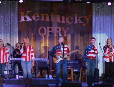 Kentucky Opry Theatre Stage