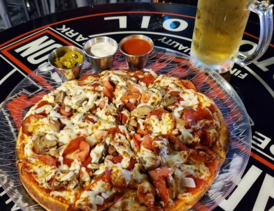 Boss Hogg's Boars Nest Bar & Grill Pizza